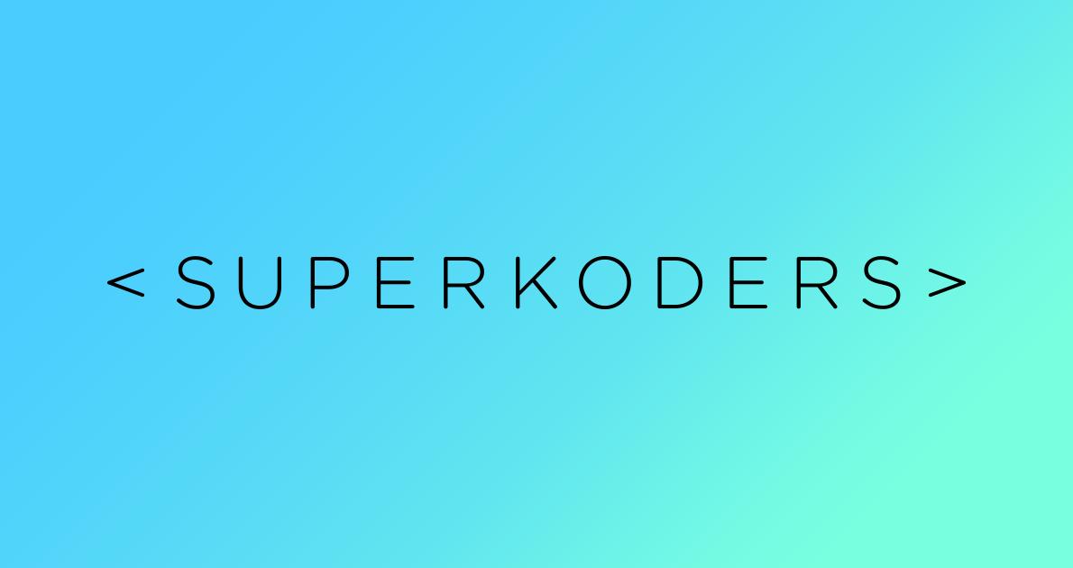 superkoders-gradient-blue-mint-black